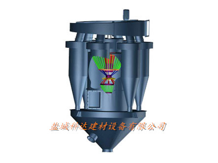 转子式选粉机
