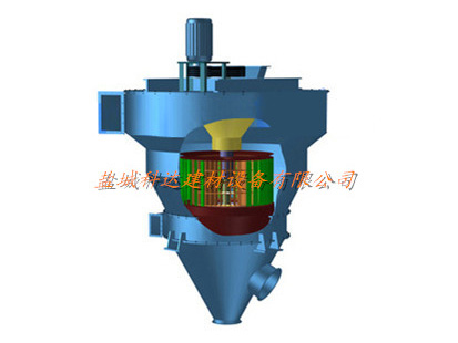 KDMX系列煤灰分选机